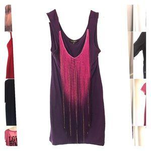 Rocawear fringe dress